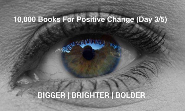 Bigger, Brighter, Bolder
