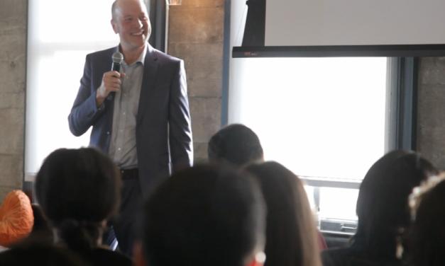 Speaking In Australia To Entrepreneurs, Visionaries, and Leaders