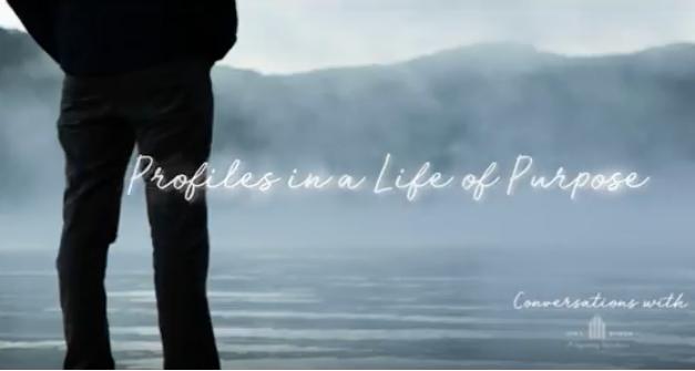 Profiles In A Life of Purpose Jan Bowen Interviews Ben Gioia