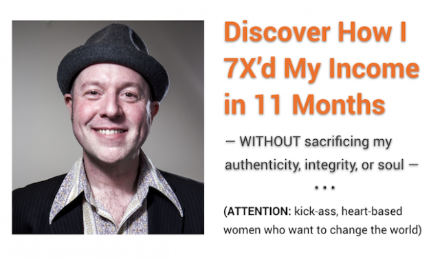 ENCORE PRESENTATION: How I 7X'd My Income in 11 Months
