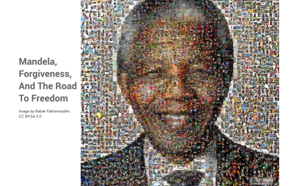 Nelson Mandela, Forgiveness, And The Road To Freedom