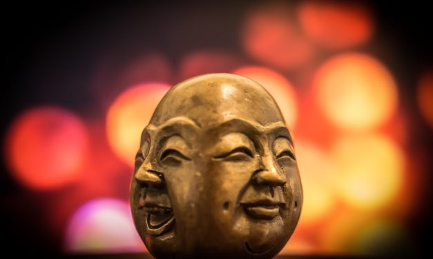 The Buddha Smile: How To Quit Suffering Right Now